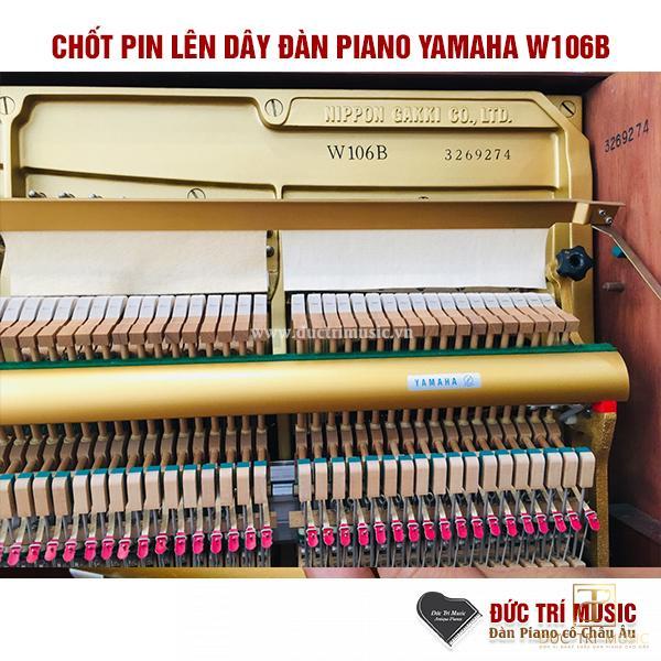 bộ máy của Đàn piano yamaha w106b