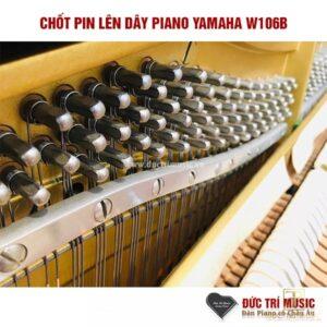 chốt pin Đàn piano yamaha w106b