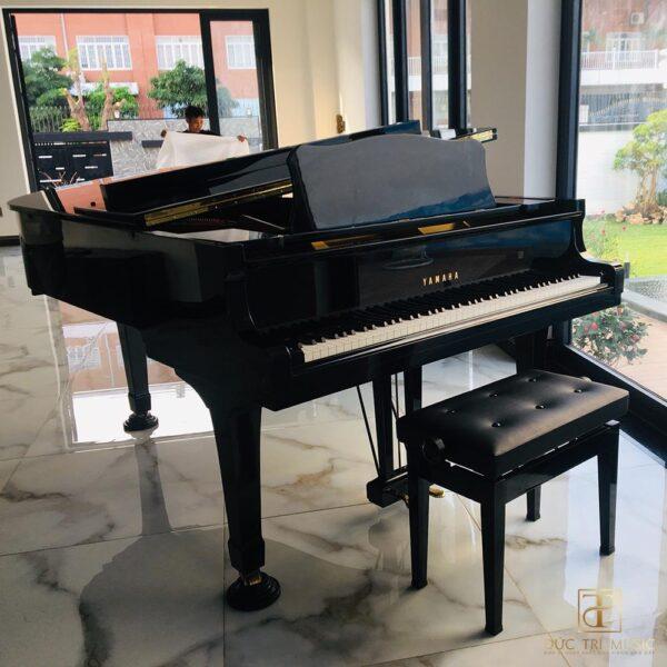 đàn piano grand yamaha g5e - 4