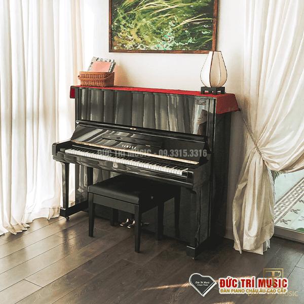 đàn piano yamah u3m - ảnh bàn giao 2