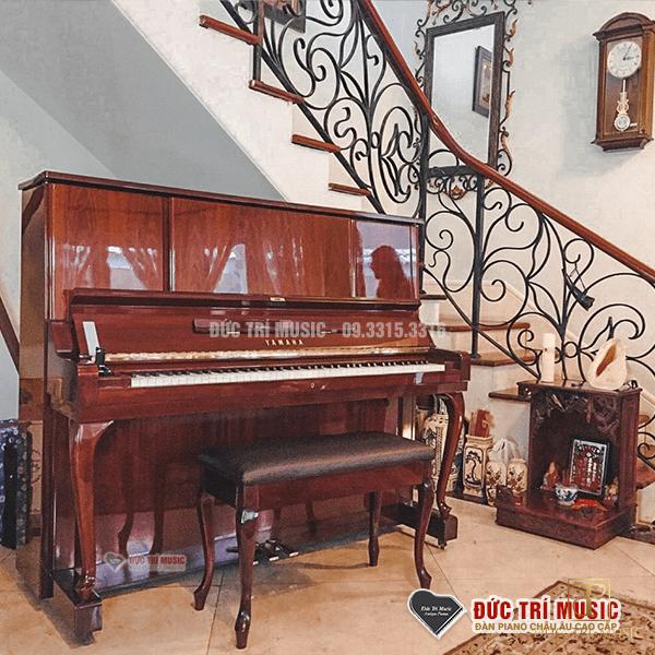 Đàn piano yamaha w106b - ảnh bàn giao