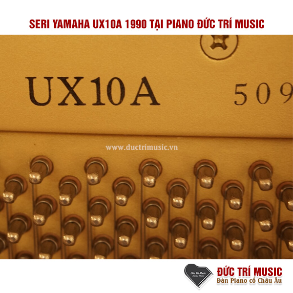 số series trên đàn piano yamaha ux10a