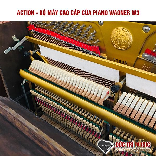 bộ máy đàn piano wagner w3