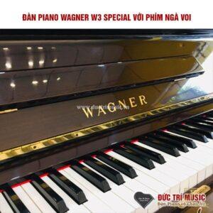thương hiệu đàn piano wagner w3
