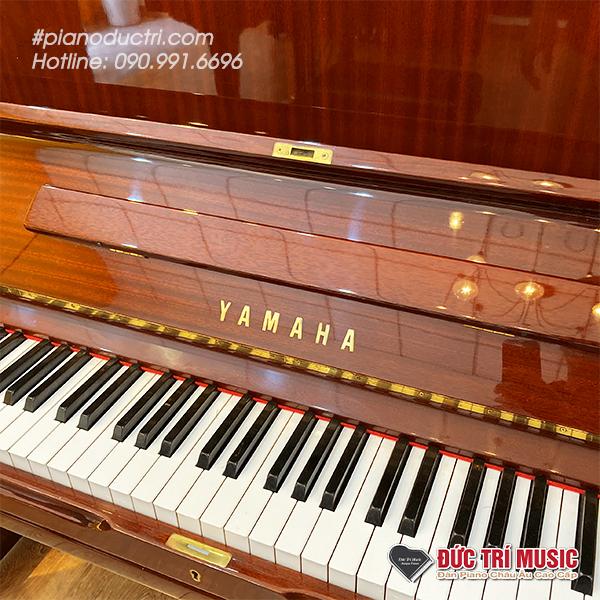 Vỏ đàn Piano Yamaha U3H màu gỗ