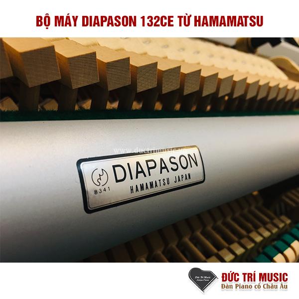 bộ action của diapason 132ce