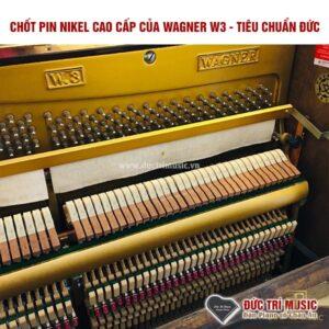 chốt pin đàn piano wagner w3