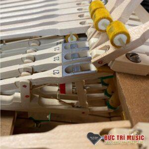 linh kiện trên bộ máy của đàn piano yamaha g3