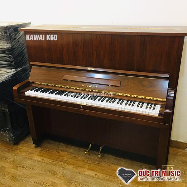 Đàn piano kawai k60