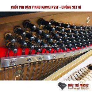 Chốt pin trên đàn piano kawai ks5f