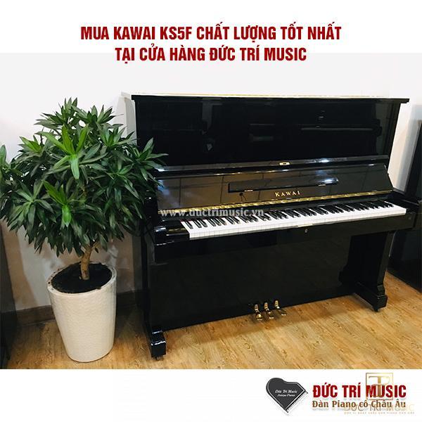 đàn piano kawai ks5f - tổng thể