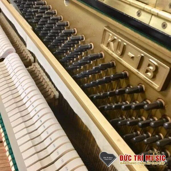 logo thương hiệu đàn piano kawai ku1b