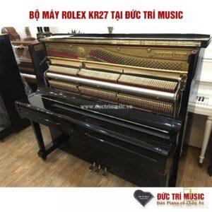 bộ máy của đàn piano rolex kr27
