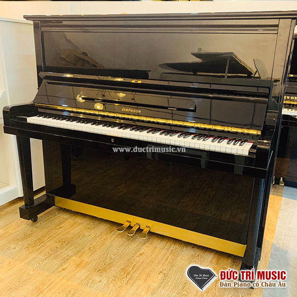 Đàn piano diapason 132CE tại Đức Trí Music