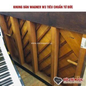 mặt lưng đàn piano wagner w3