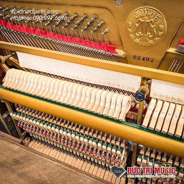 Búa đàn Piano Laurie UL2 walnut