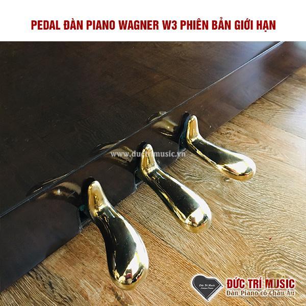 Pedal đàn piano wagner w3