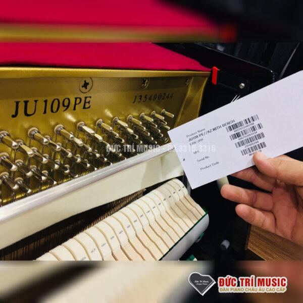 Đàn piano yamaha JU109 mới 6