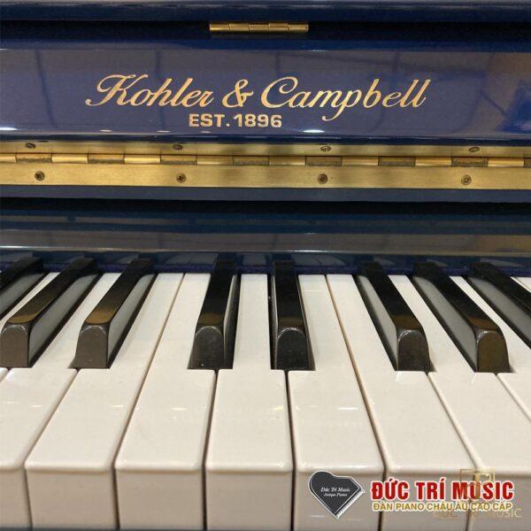 Đàn piano kohler & camppel sm120bs - 11