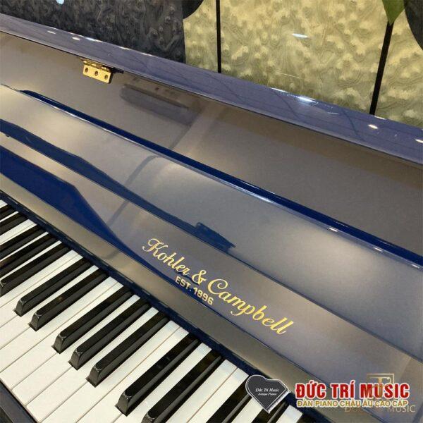 Đàn piano kohler & camppel sm120bs - 12