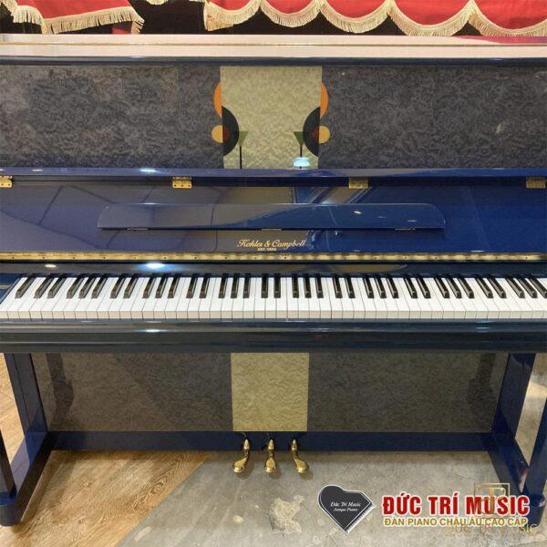 Đàn piano kohler & camppel sm120bs - 7