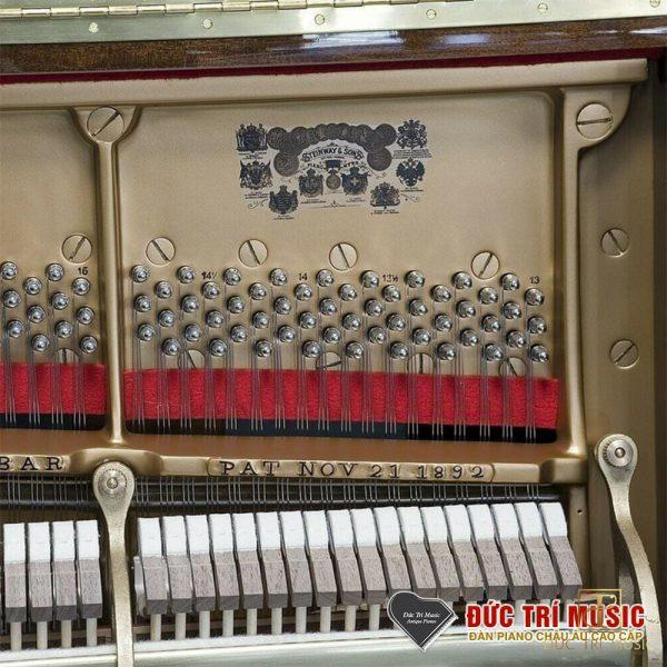 Đàn piano steinway & Sons K132 Art-case - 10