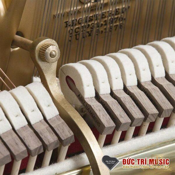 Đàn piano steinway & Sons K132 Art-case - 11