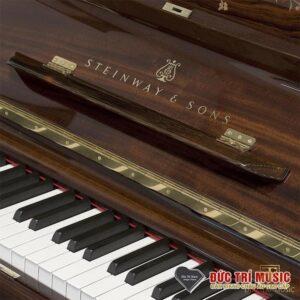 Đàn piano steinway & Sons K132 Art-case - 4