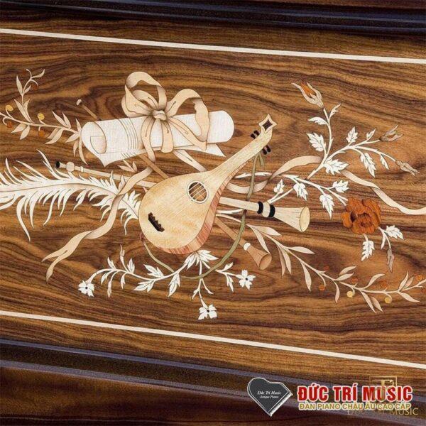 Đàn piano steinway & Sons K132 Art-case - 7