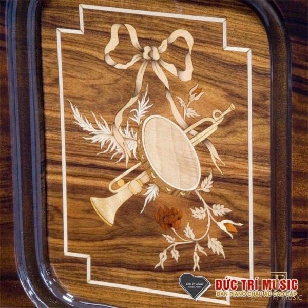 Đàn piano steinway & Sons K132 Art-case - 8