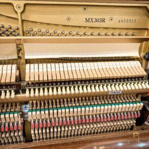 đàn piano yamaha mx303r - 8