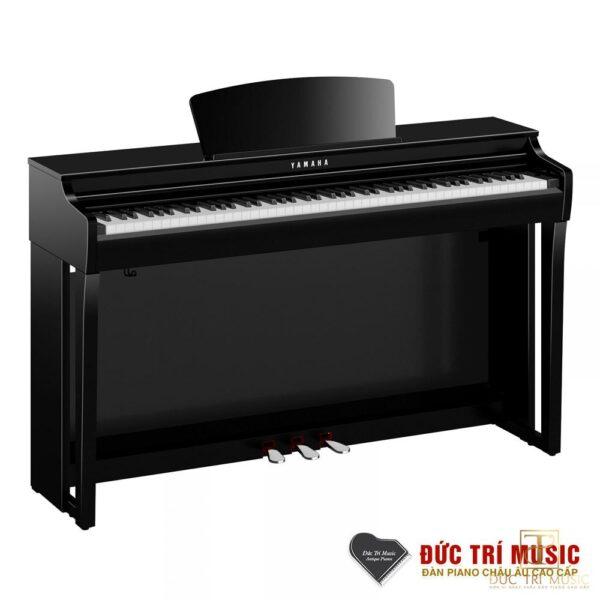 Đàn Piano Yamaha CLP-725 - Màu Đen PE