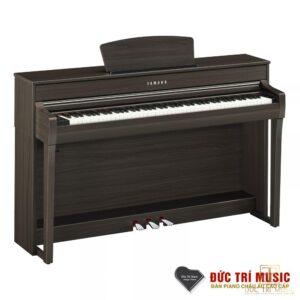 Đàn Piano Yamaha CLP-735 - Màu Dark Walnut