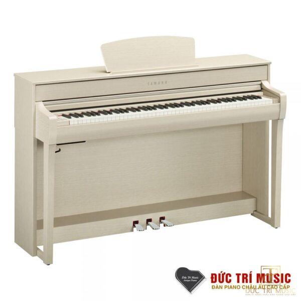 Đàn Piano Yamaha CLP-735 - Màu White Ash
