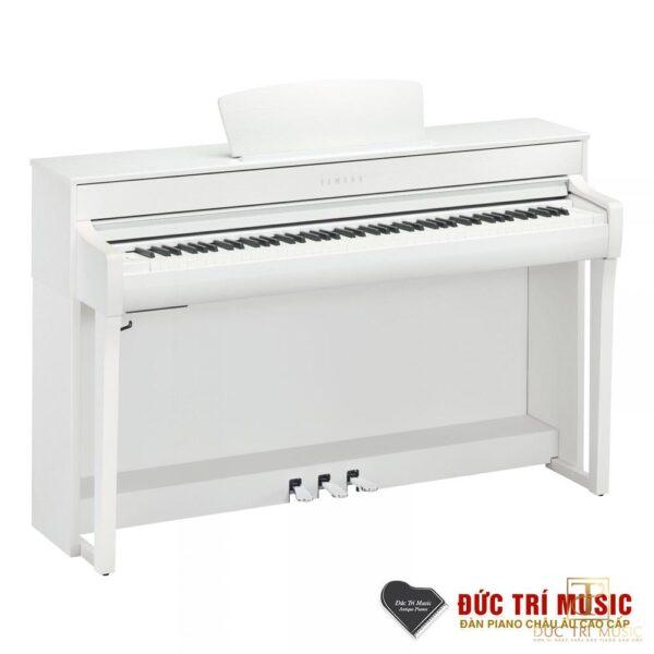 Đàn Piano Yamaha CLP-735 - Màu Trắng