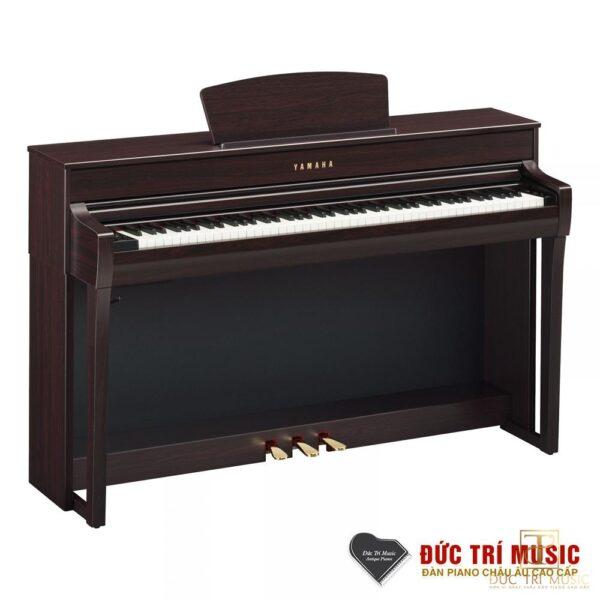 Đàn Piano Yamaha CLP-745 - Màu Rosewood