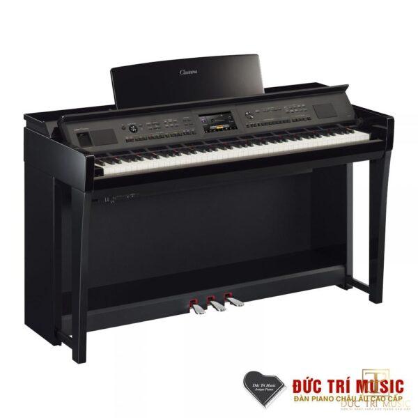 Đàn Piano Yamaha CVP-850B - Màu đen PE