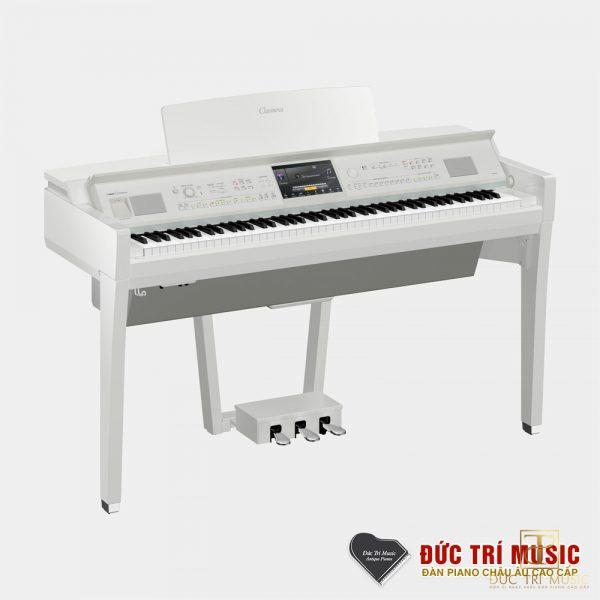 Đàn Piano Yamaha CVP-809B - Màu Trắng