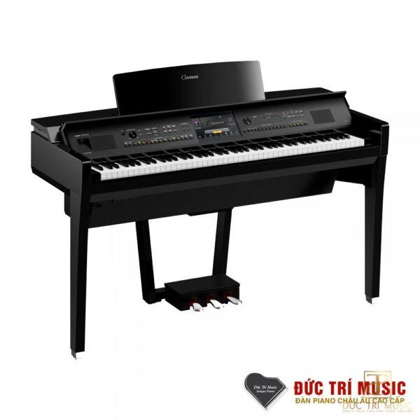Đàn Piano Yamaha CVP-809B - Màu Đen PE