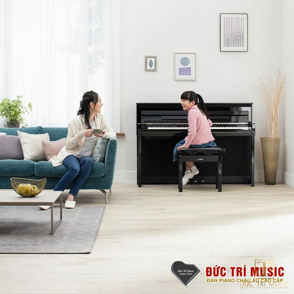 Đàn piano điện yamaha clp-735 - 9
